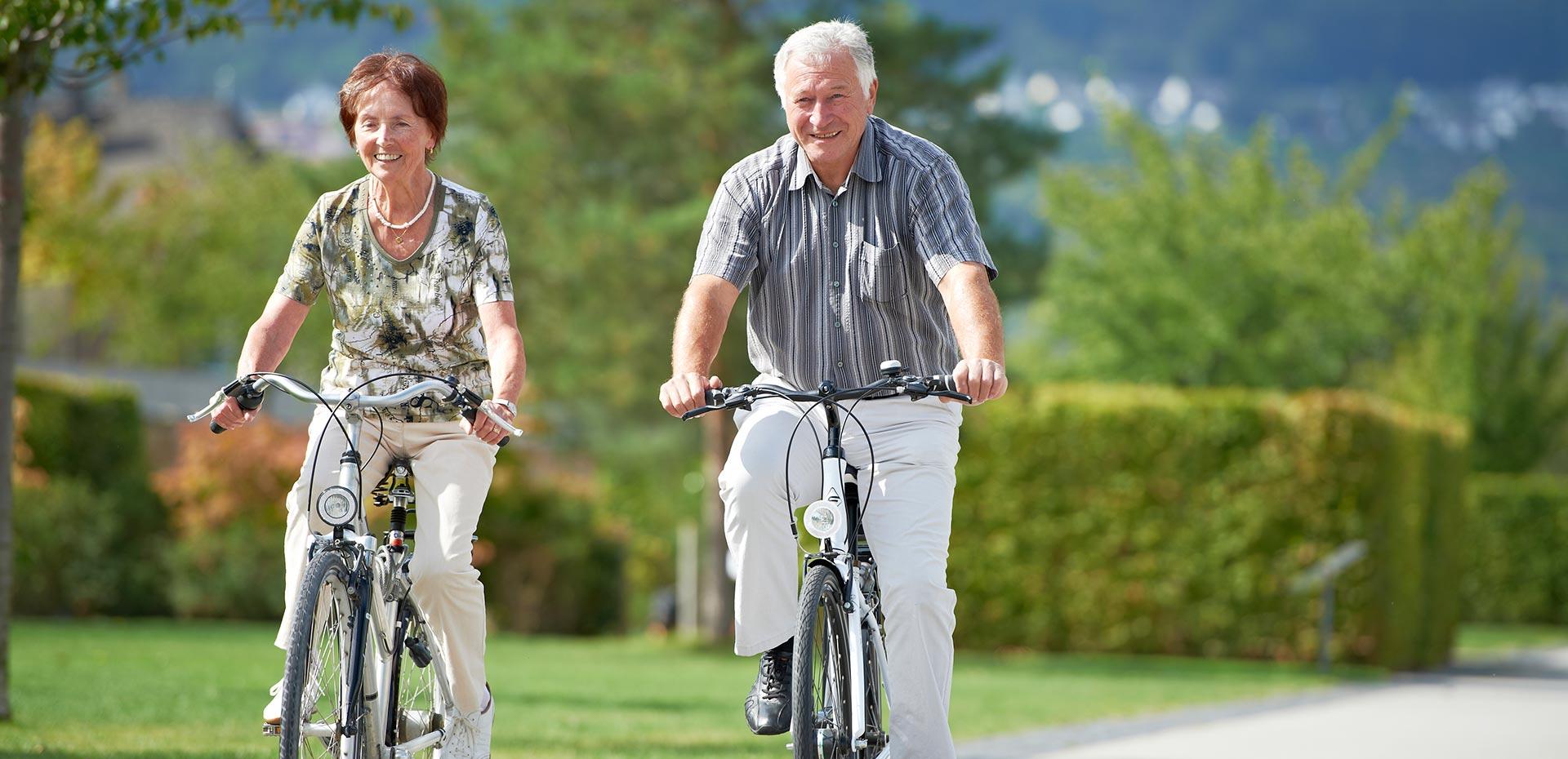Selbständige Rentner