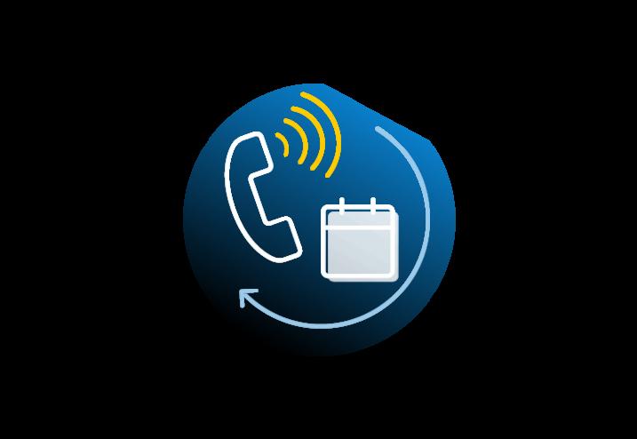 Nutzen Sie unseren Rückrufservice