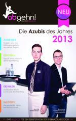 Titelseite Abgehn, Magazin für Azubis