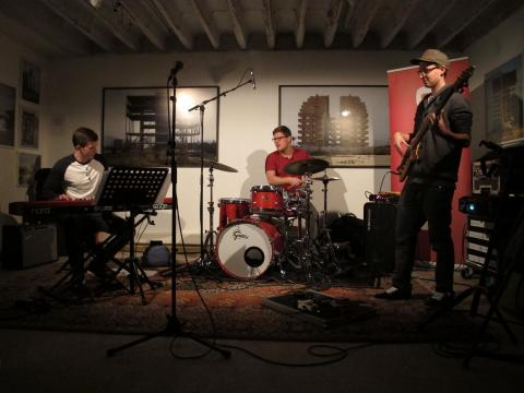 Foto: Konzert des Chris Reinbold Trio bei Enjoy Jazz