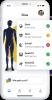 VitaBuddy App Dashboard