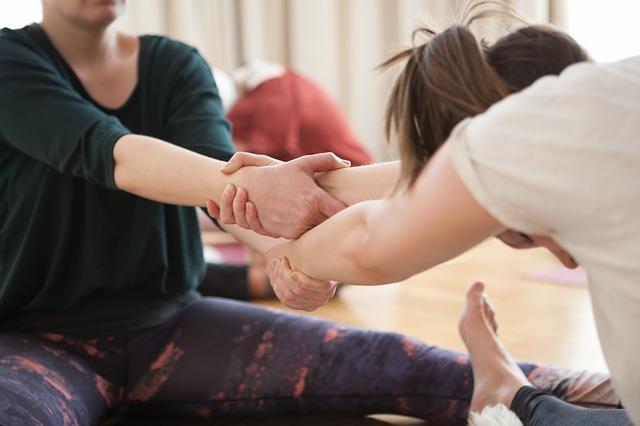 Yoga Paar